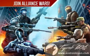 öldürmek çekim bravo-v2-2-2-mod-apk Bullet Hile 2