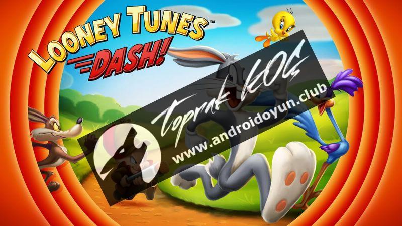 Looney-tunes-çizgi hileli v1-49-16-mod-apk-para