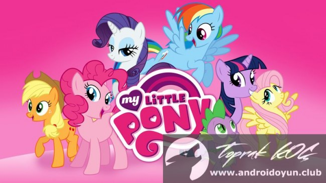 my-little-pony v2-4-0p modlu apk para hileli