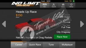 yarış Limitsiz sürükle v1-36-mod-apk-para-hile-3