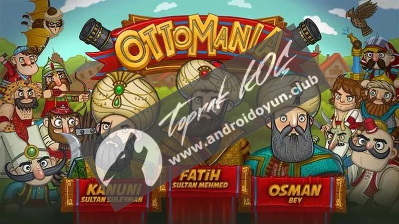 otto mani-osmanlı savaş oyun-mod-apk-para hileli