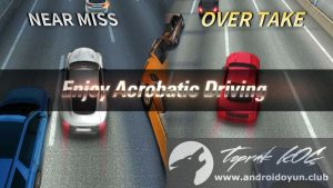 Sollama trafik Yarış v1-02-mod-apk-para-hile-1