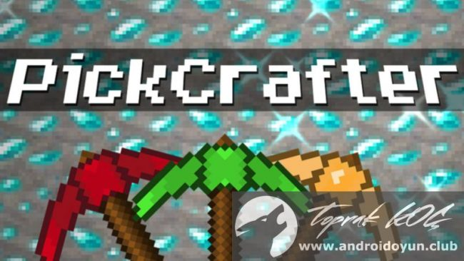 pickcraft V2-16-modu-şapkalar-Runik sabit