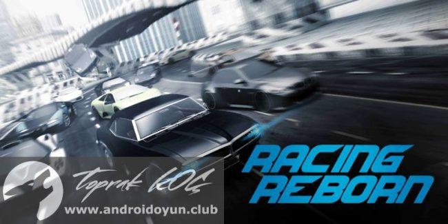 Racing yeniden doğmuş-v1-0 modlu apk para hileli