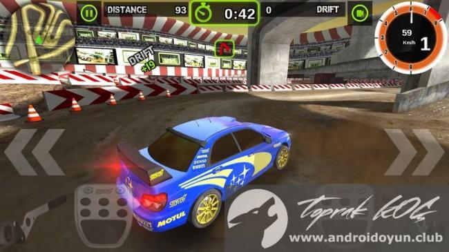 Ralli Racer Kir v90 modu apk para hileli