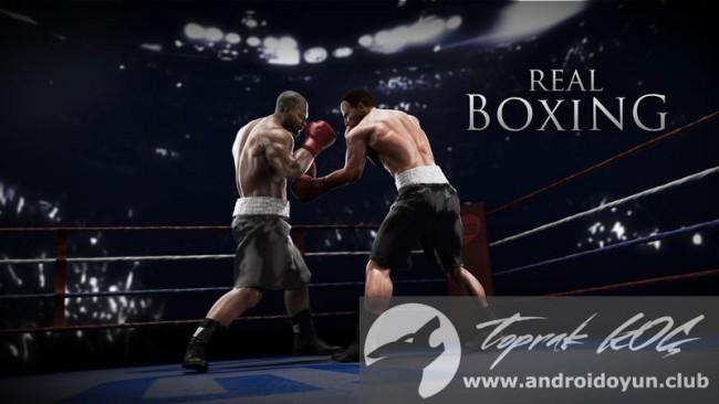 Gerçek boks v2-3-2-mod-apk-para-vip hileli
