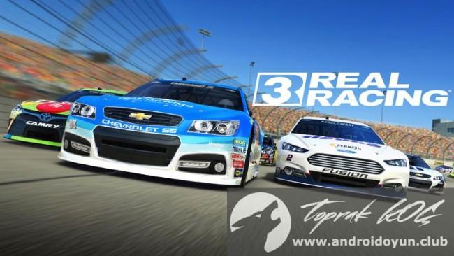 Real Racing 3 v4-0-3 modlu apk para hileli
