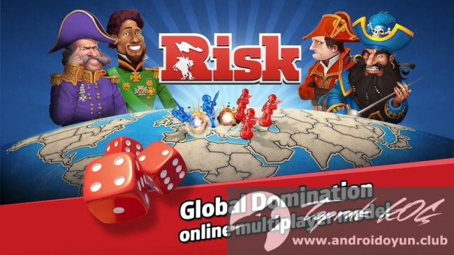 Risk küresel hakimiyeti-v1-4-29-244 modlu apk para hileli