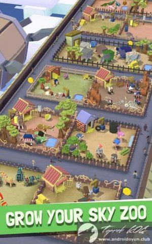 Rodeo izdiham-gök hayvanat bahçesi Safari v1-2-0-mod-apk para manipüle-3