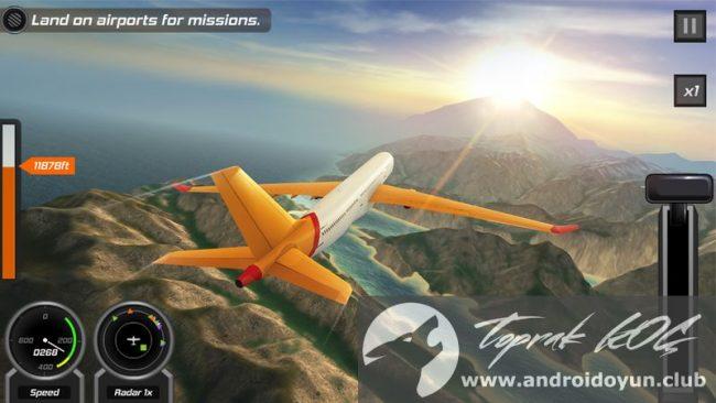 Savaş pilotu simülatörü-3b-v1-3-3-mod-apk-para-hileli