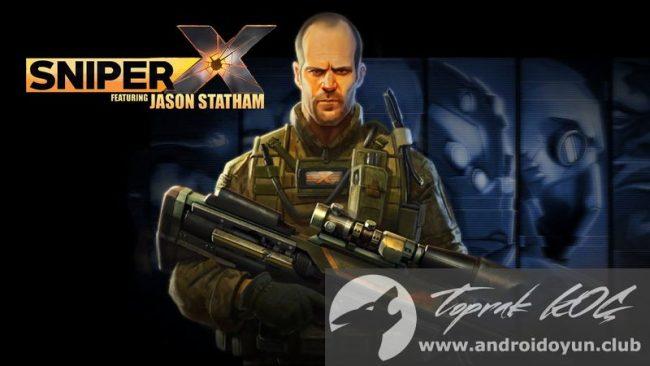 sniper-x-ustalık-jason-statham-v1-5-4-mod-apk para hileli