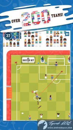 Futbol Euro Futbol v1-0-57-mod-apk Para Hile 1 Hit