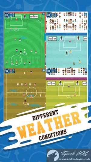Futbol Euro Futbol v1-0-57-mod-apk Para Hile 2 Hit
