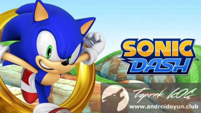 Sonic Dash v3-1-0-go modu apk para hileli