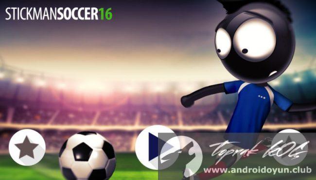Çöp Adam Futbol 2016 v1-0-0 modlu apk tam sürüm
