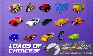 Dublör Araba Yarışı çok oyunculu v4-48-mod-apk Araç Hile 1