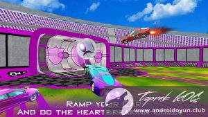 Süper Roket Topu çok oyunculu V2-1 Mod .apk Para-Hile 2