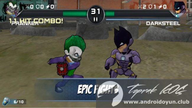 Superheros-3-Martial-oyunlar-v1-3 modlu apk para hileli