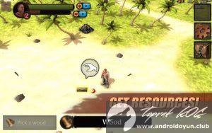Survival oyunu Kayıp İzlanda-Pro-v1-7 Mod Apk Para Hile 1