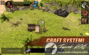 Survival oyunu Kayıp İzlanda Pro V1-7 Mod Apk Para Hile 2