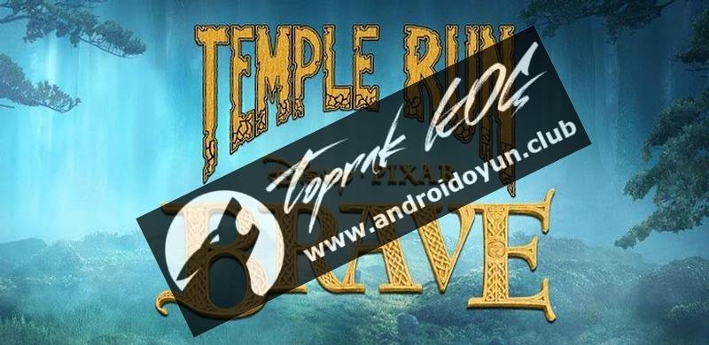 Temple Run, Cesur V1-5-2 Mod .apk para hileli