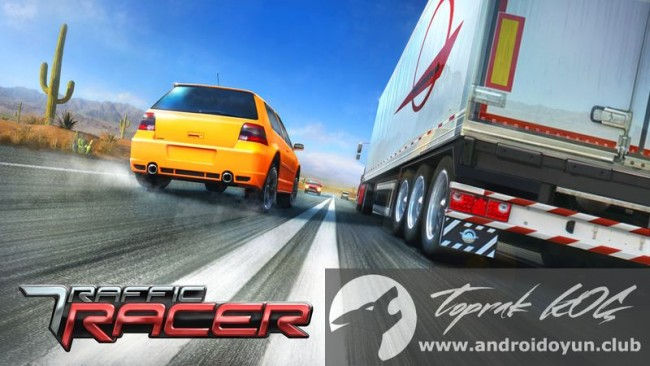 Trafik Racer v2-2-1-mod-apk para hileli