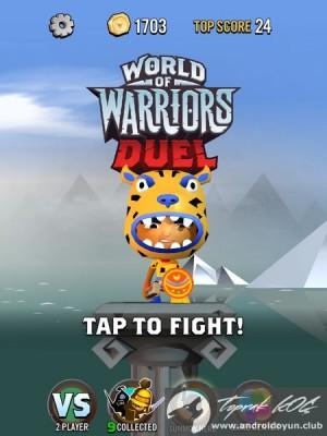 Warriors Dünya düello-v1-1-2-mod-apk-para-hile-1