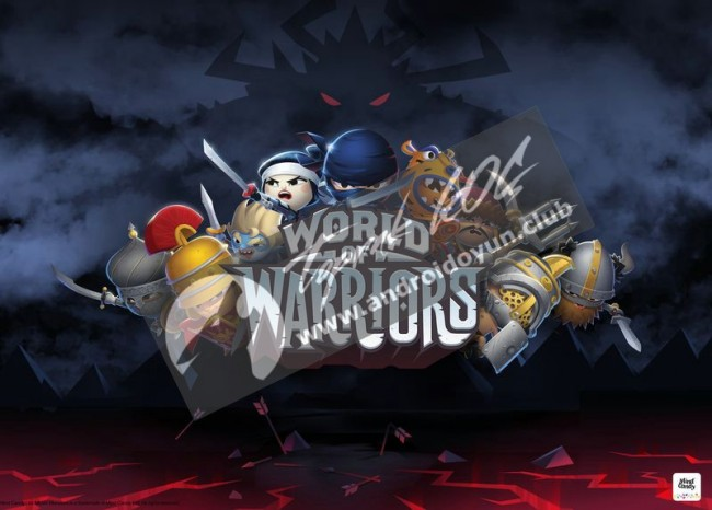 Warriors Dünya v1-7-0 modlu apk para hileli