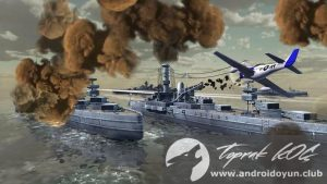 Dünya Savaşı Gemileri Savaş v1-0-7-mod-apk-para-cheat-2