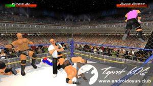 Güreş Devrimi 3D v1-571-mod-apk tam surum-1