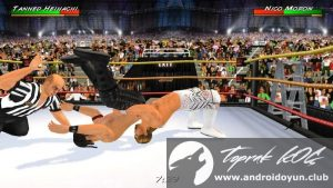 Güreş Devrimi 3D v1-571-mod-apk tam surum-2