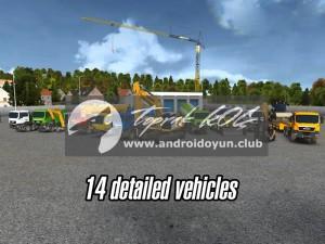 İnşaat Simülatörü-2014-mod-apk-para-hileli-2