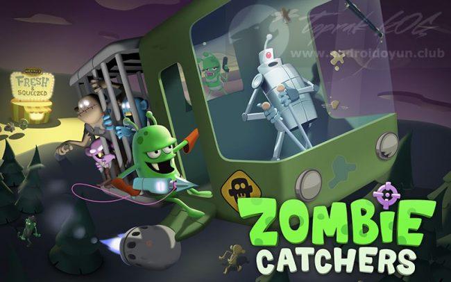 Zombie Catchers v1.29.5 MOD APK – PARA HİLELİ